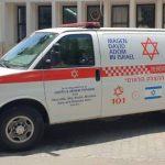 נערה בת 16 נפגעה מרכב בחולון