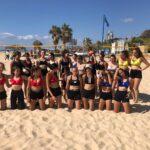 אלופת החוף בטורניר כדורעף החופים