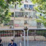 עיריית חולון תעניק סיוע בשכר דירה לדיירי הבניין שקרס