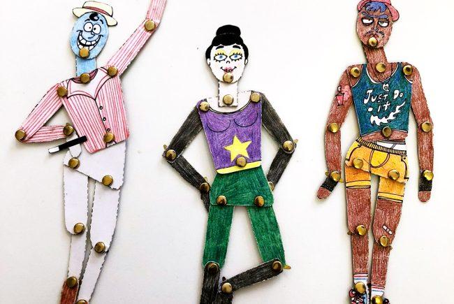 פעילויות לילדים ולכל המשפחה במוזיאון הישראלי לקריקטורה ולקומיקס