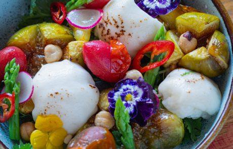 חגיגת גבינות כפר תבור ופירות קיץ ישראלים