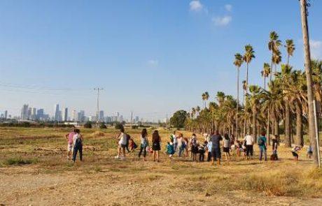 פעילויות חודש אוגוסט במקוה ישראל בחולון