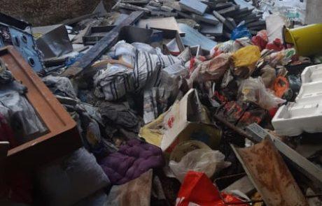עיריית חולון ערכה מבצע ניקיון רחב בשטח קולנוע