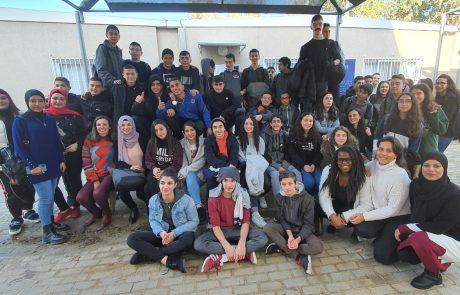 איך נראים חיי היומיום של בני נוער יהודים