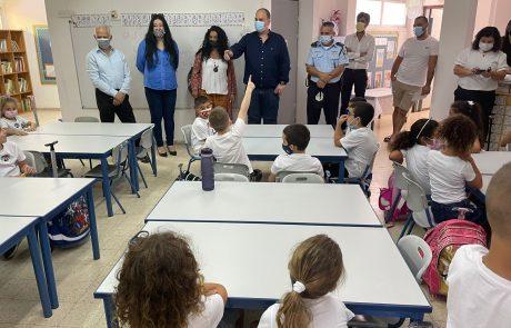 בצל הקורונה פותחים שנת לימודים חדשה ובריאה