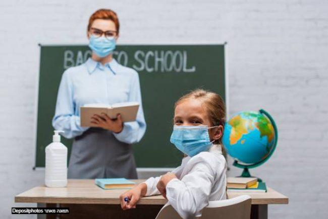 מערכת החינוך חוזרת חלקית לתפקוד