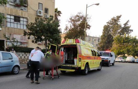 ארוע אלימות ברחוב אנילביץ