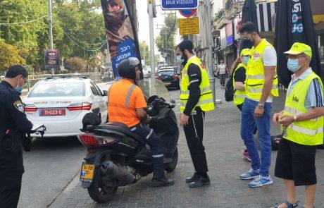 החל מבצע להפחתת תאונות הדרכים