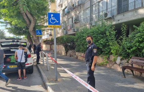 כוחות משטרה עומדים לסגור את ציר התנועה ממקווה