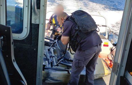 צפו בסרטון-חילוץ בחוף פלמחים