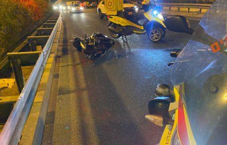 המשטרה חוקרת נסיבות תאונת דרכים קטלנית הלילה במחלף