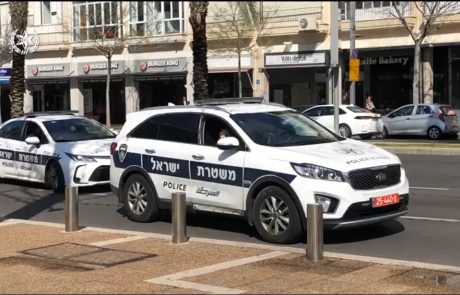 צפו-משטרת ישראל בפעילות הסברה ואכיפה בקורונה