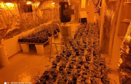 אותרה מעבדת סמים בדירה בראשון לציון