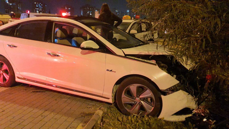 בזמן שישנתם – שתי תאונות וקטטה עם פצועים