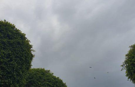 היום גשום ובהמשך יתבהר-תחזית מזג האויר לסוף השבוע
