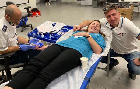 מבצע התרמת הדם בחולון