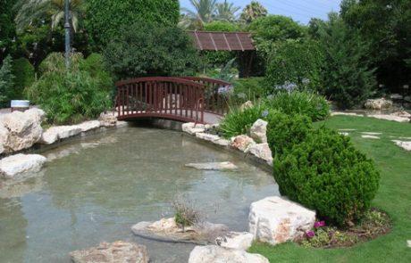 צפו :הגן היפני מחכה לכם