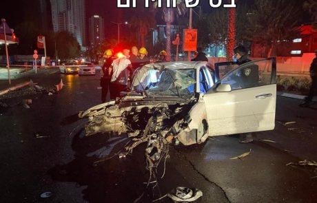 הרוג בפיצוץ רכב