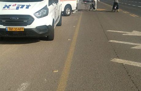 טרגדיה על כביש 44 סמוך לחולון