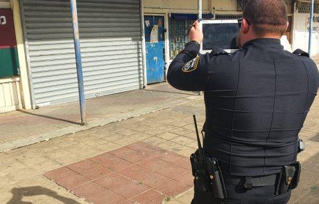 צפו:משטרת ישראל במאבק הלאומי לבלימת התפשטות נגיף הקורונה