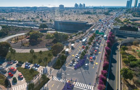 התקדמות בפרויקט 'מהיר לעיר' בחולון